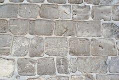 De muren van het metselwerk Stock Foto's