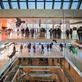 De MUSE is het Museum van de Wetenschappen van Trento Royalty-vrije Stock Afbeeldingen