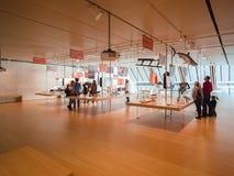 De MUSE is het Museum van de Wetenschappen van Trento Royalty-vrije Stock Foto's