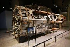 9/11 de museu memorável, ponto zero, WTC Fotografia de Stock Royalty Free