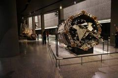 9/11 de museu memorável, ponto zero, WTC Imagem de Stock