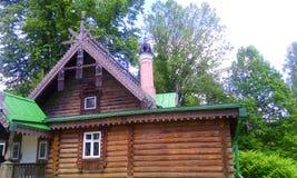 De museum-reserve Abramtsevo stock afbeelding