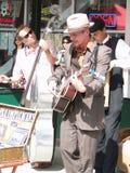 De musici van de straat Royalty-vrije Stock Foto's