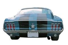 De Mustang 1957 van de doorwaadbare plaats Stock Afbeelding