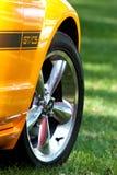 De Mustang GT/CS van de doorwaadbare plaats Stock Afbeeldingen