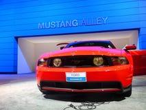 De Mustang GT van de doorwaadbare plaats Royalty-vrije Stock Fotografie