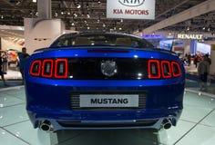 De Mustang GT van de doorwaadbare plaats Stock Foto's
