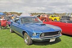 De Mustang GT van de doorwaadbare plaats Stock Afbeelding