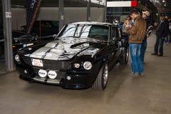 De Mustang GT500 van Shelby Royalty-vrije Stock Foto