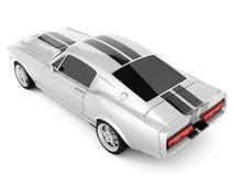 De Mustang GT500 van Shelby Stock Foto's