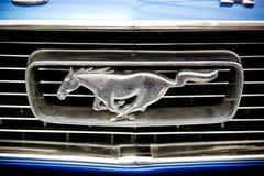 De Mustang van de doorwaadbare plaats