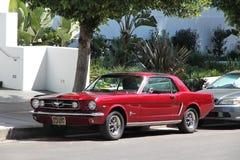 1965 de Mustang van de Doorwaadbare plaats Stock Afbeeldingen