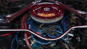 1968 de Mustang van de Doorwaadbare plaats Royalty-vrije Stock Afbeeldingen