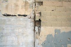 De muur Stock Foto