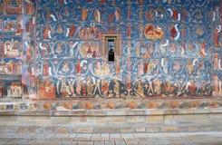 De muur Stock Afbeelding