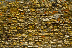 De muur absract achtergrond van de steen Stock Foto's