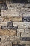 De muur van de achtergrond steen textuur stock afbeeldingen