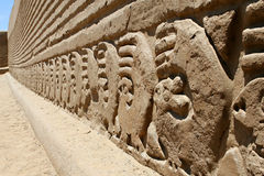 De Muur van Chan van Chan stock afbeelding