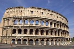 De muur van Coliseum Stock Fotografie