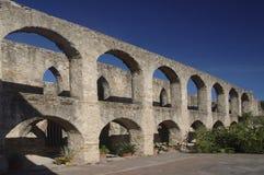 De Muur van Colonade royalty-vrije stock foto's