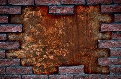 De muur van de achtergrond steen macro Royalty-vrije Stock Foto's