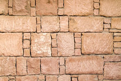 De muur van de achtergrond steen textuur stock fotografie