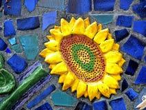 De Muur van de bloem Royalty-vrije Stock Foto's