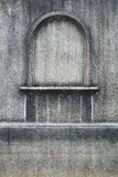 De muur van de boog Stock Afbeeldingen