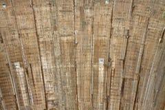 De Muur van de dam royalty-vrije stock foto
