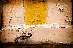 De Muur van de Grungesteen Stock Fotografie