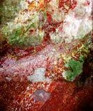 De muur van de kleur Royalty-vrije Stock Afbeelding