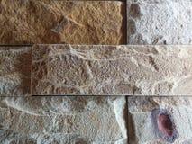 De muur van de leisteen Royalty-vrije Stock Afbeeldingen