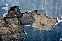 De muur van de modder Royalty-vrije Stock Afbeeldingen