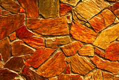 De muur van de rots Royalty-vrije Stock Afbeelding
