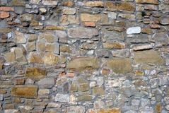 De muur van de rots Stock Foto