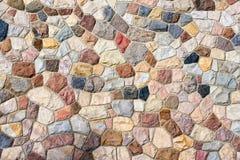 De muur van de rots Royalty-vrije Stock Fotografie