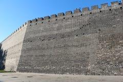 De muur van de stad Royalty-vrije Stock Afbeelding