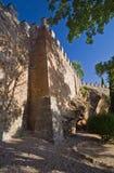 De muur van de stad van Toledo Royalty-vrije Stock Foto