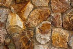 De muur van de steen. Stock Foto's