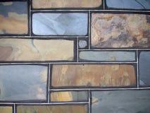 De muur van de steen Stock Afbeelding