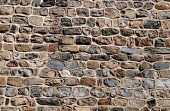 De muur van de steen. Royalty-vrije Stock Foto's