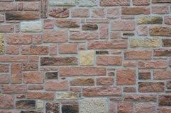 De muur van de steen Vector Illustratie