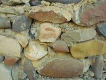 De muur van de steen Royalty-vrije Stock Afbeelding