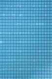 De muur van de wolkenkrabber Royalty-vrije Stock Foto's