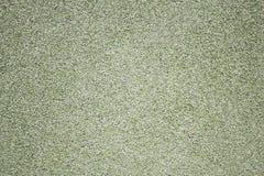 De muur van grint, de achterachtergrond is groen beeld voor de inschrijving Copyspace royalty-vrije stock fotografie