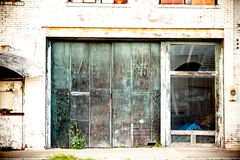 De Muur van Grunge Royalty-vrije Stock Foto's