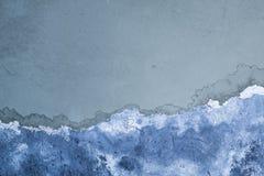 De muur van Grunge, hoogst gedetailleerde geweven achtergrond stock illustratie