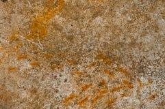 De muur van Grunge van oude concreate Stock Afbeelding