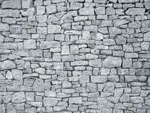 De muur van het achtergrond graniet textuur Stock Afbeelding