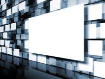 De muur van het beeld Royalty-vrije Stock Fotografie